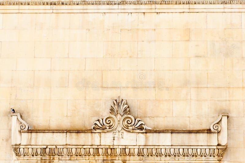 Background historical building detail stock photo for Reloj de pared vintage 60cm