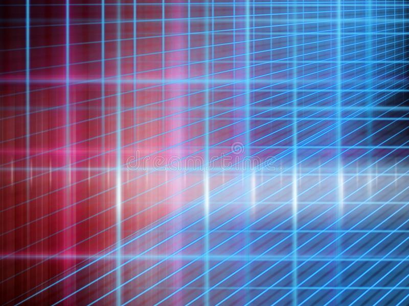 Abstract structural light. Background image of abstract structural light manipulation royalty free illustration