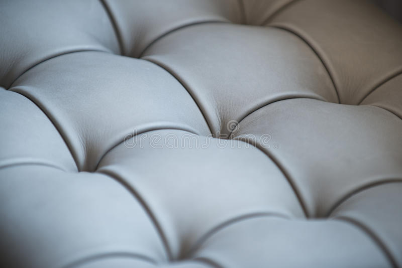 Background leather upholstery. Background upholstery leather, furniture and interior details royalty free stock photo