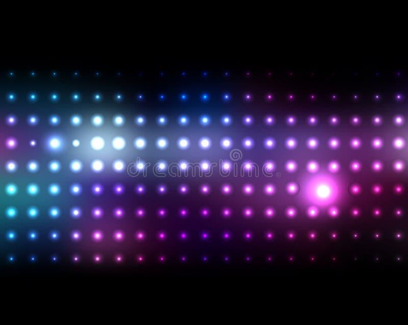 Download Background Lights stock vector. Illustration of black - 17479989