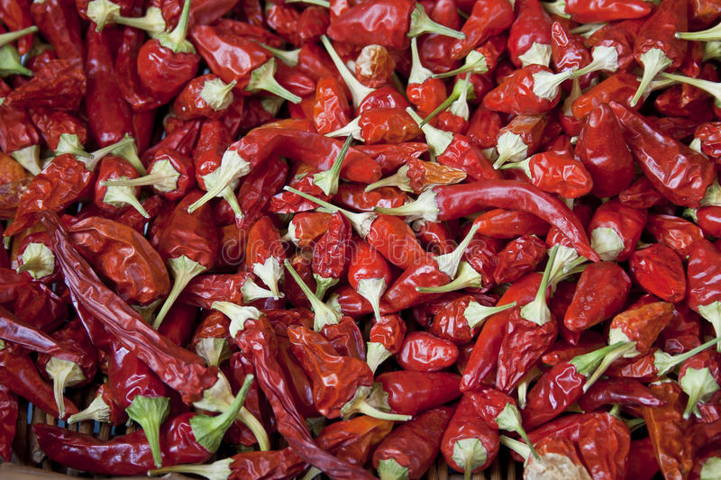 Download Background With Many Chilli Peppers Stock Image - Image: 28745597