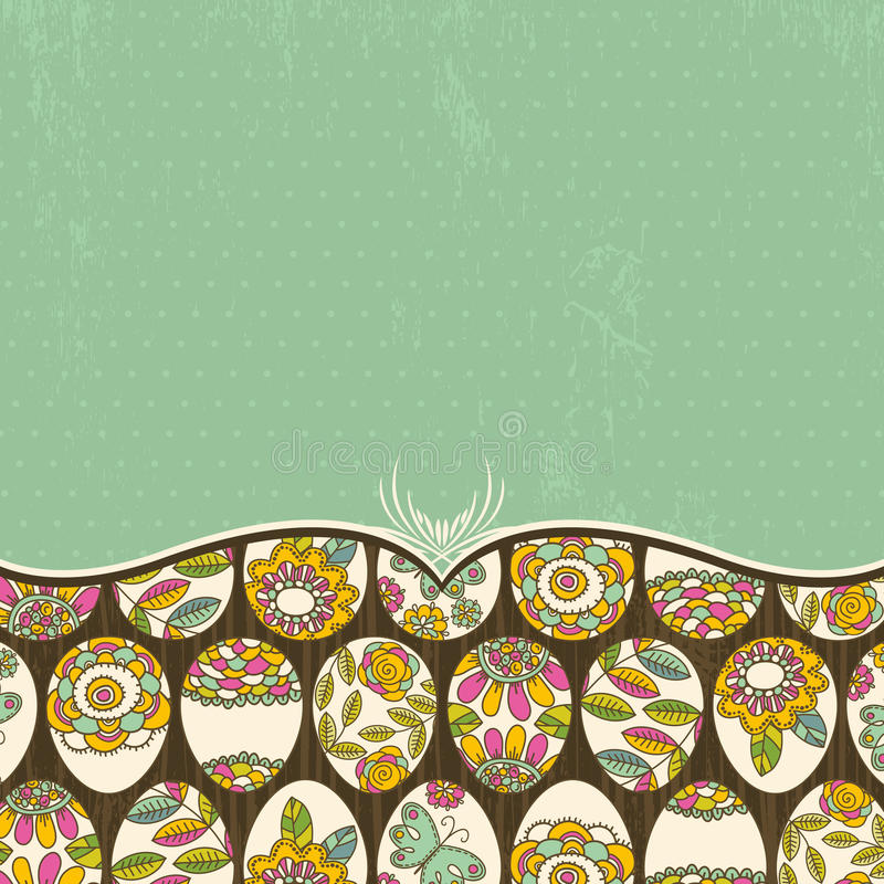 Download Background With Many Easter Eggs, Vector Stock Images - Image: 23547394