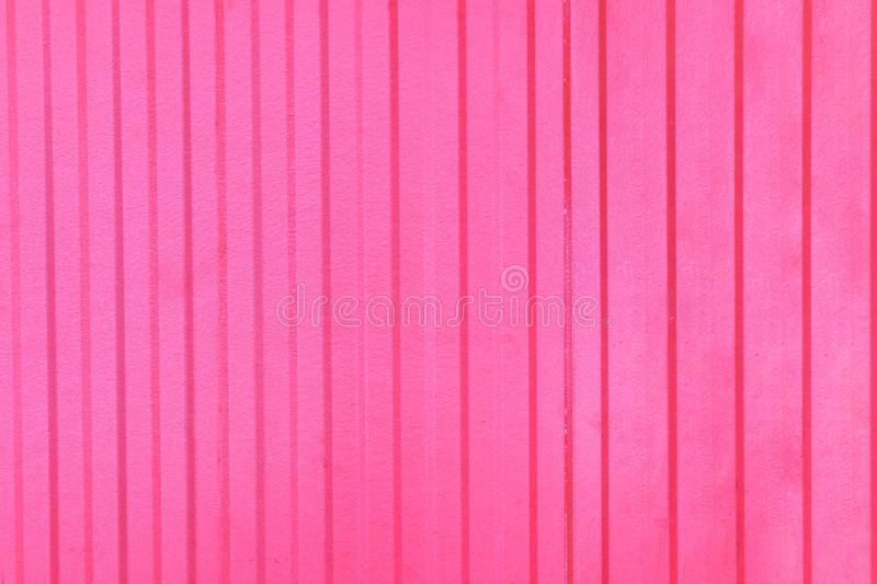 Background of metal sheet in vertical line stock photography