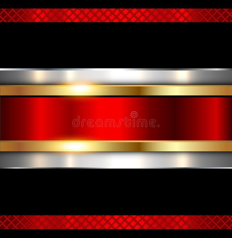 Download Background Metallic, Shiny Metal Texture Stock Vector - Image: 83700814