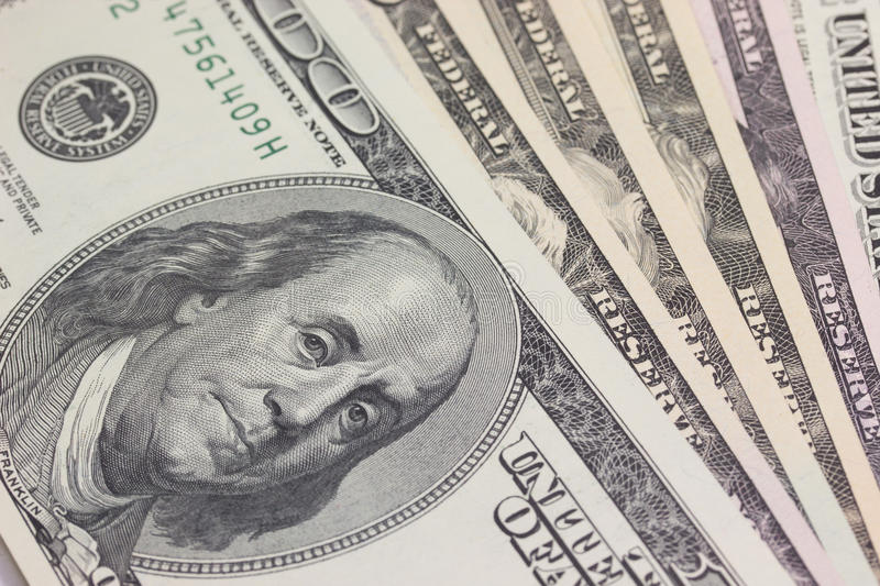 Download Background With Money US 100 Dollar Bills Stock Photo - Image: 26620490