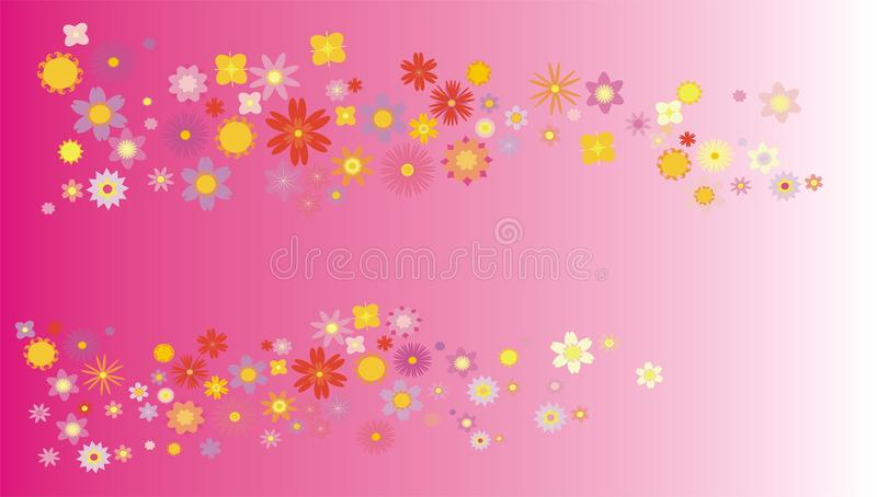 Download Background With Multi-coloured Colours Stock Vector - Image: 11200797