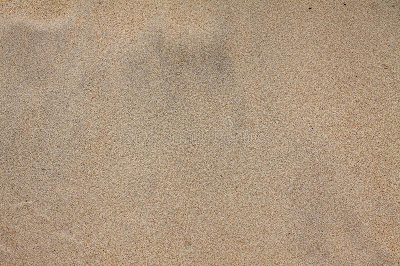 Background. Natural sand in the natural, close up royalty free stock photography