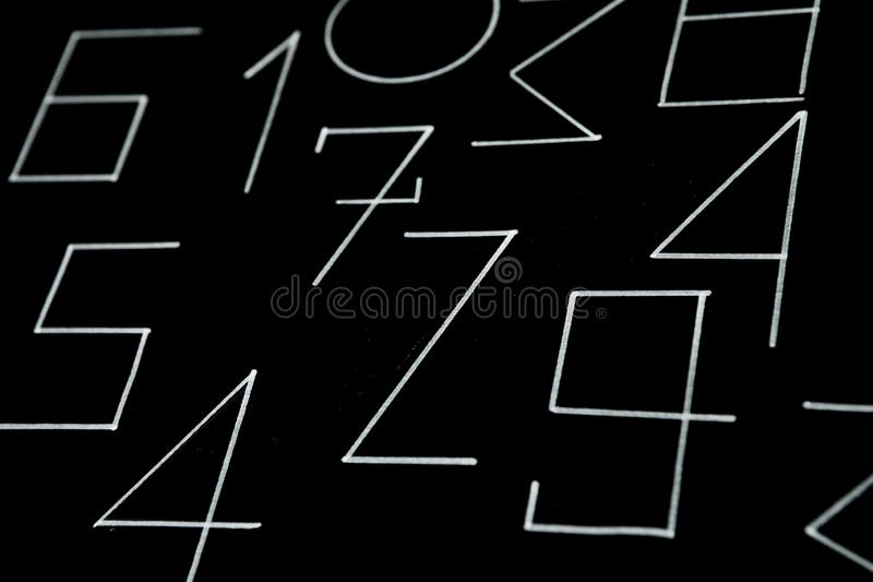 Numerology Stock Images - Download 561 Royalty Free Photos