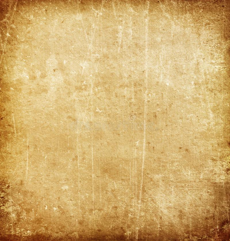 Brown Grunge Background Paper Texture Frame Paint