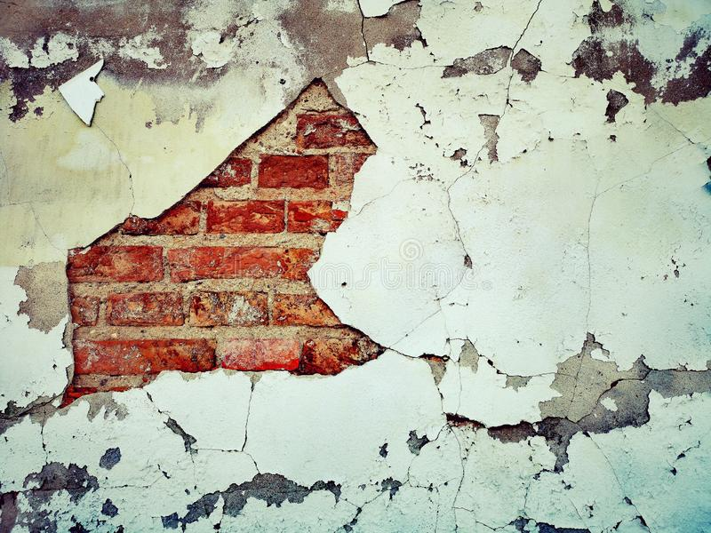 Background of old brick wall royalty free stock images