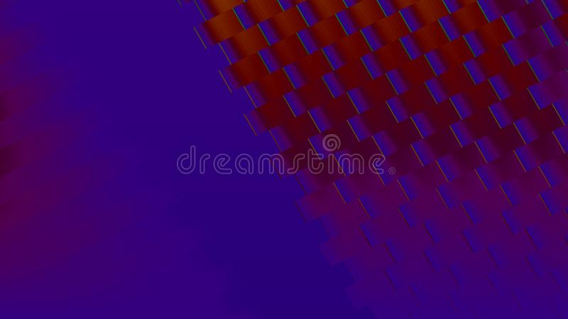 Background in paper style. Of multi-colored details. vector illustration