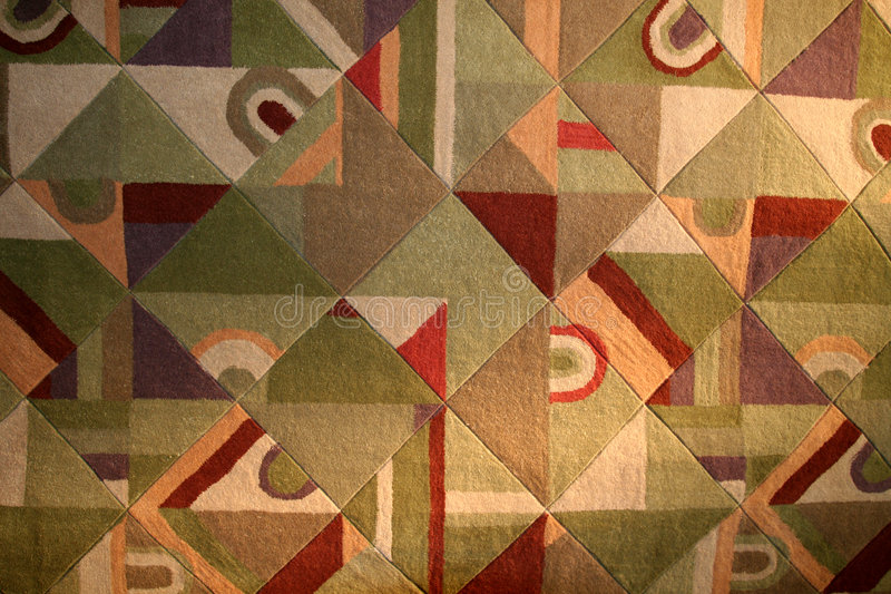 Background Pattern. Pattern of a rug royalty free stock photo