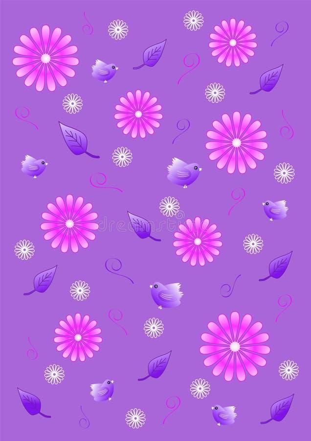 Download Background Pattern Illustration Stock Illustration - Illustration of design, purple: 26054805