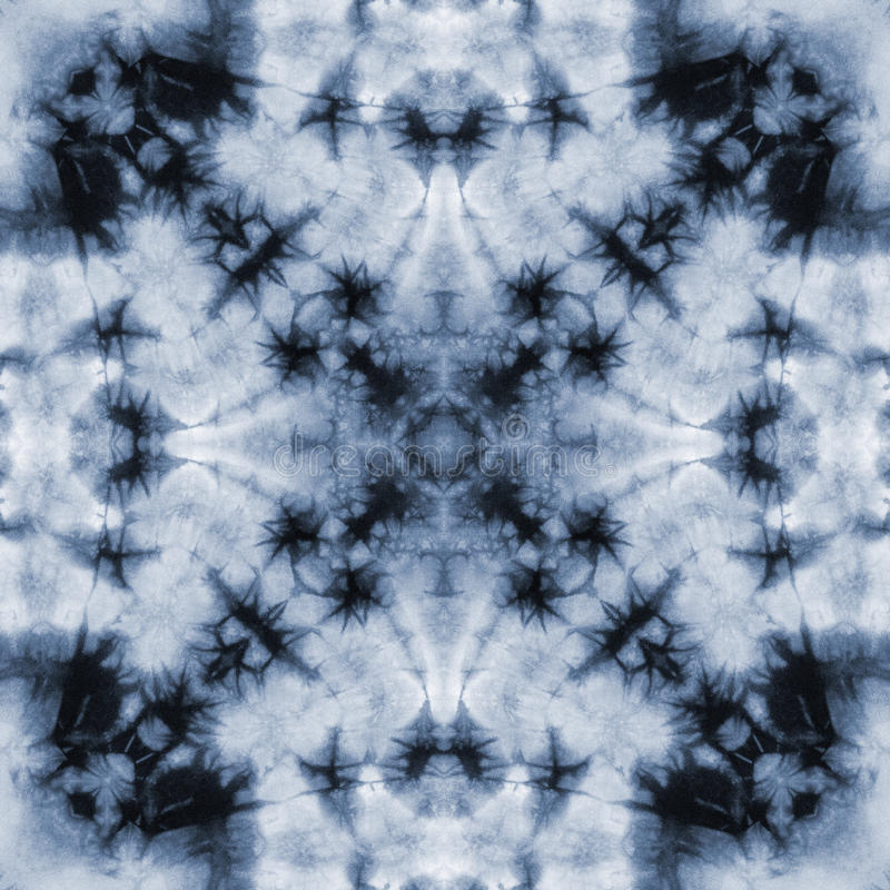 Background pattern. Background pattern made from tie dye fabric royalty free stock image