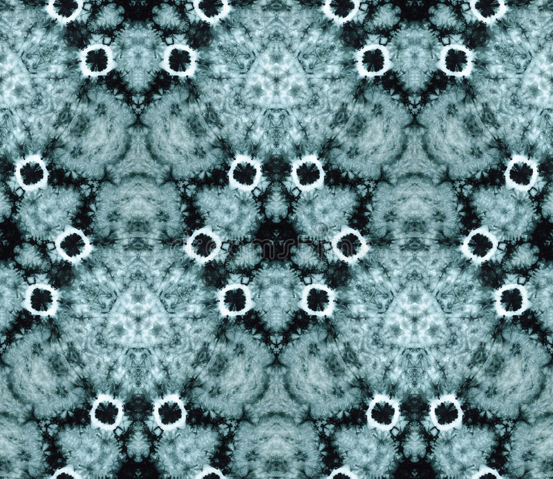 Background pattern. Background pattern made from tie dye fabric royalty free stock photo