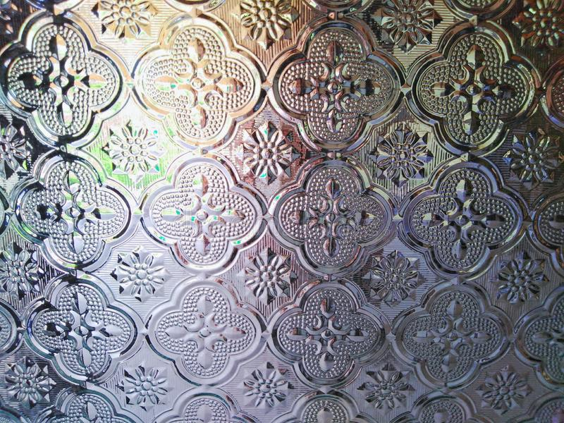 Background, pattern, Thai pattern, beautiful, handicraft stock photography