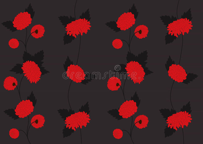 Download Background with peonies stock vector. Illustration of artistic - 12779455