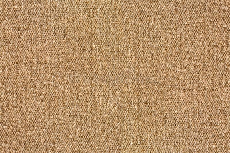 Background photo of fabric texture in natural brown yellow shade stock images