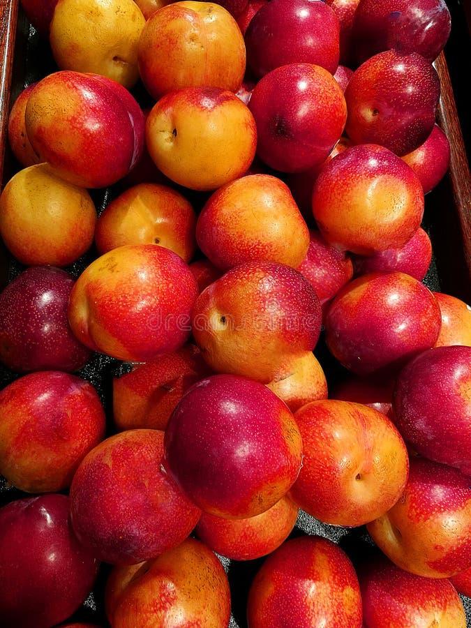 Ripe apple background royalty free stock photos