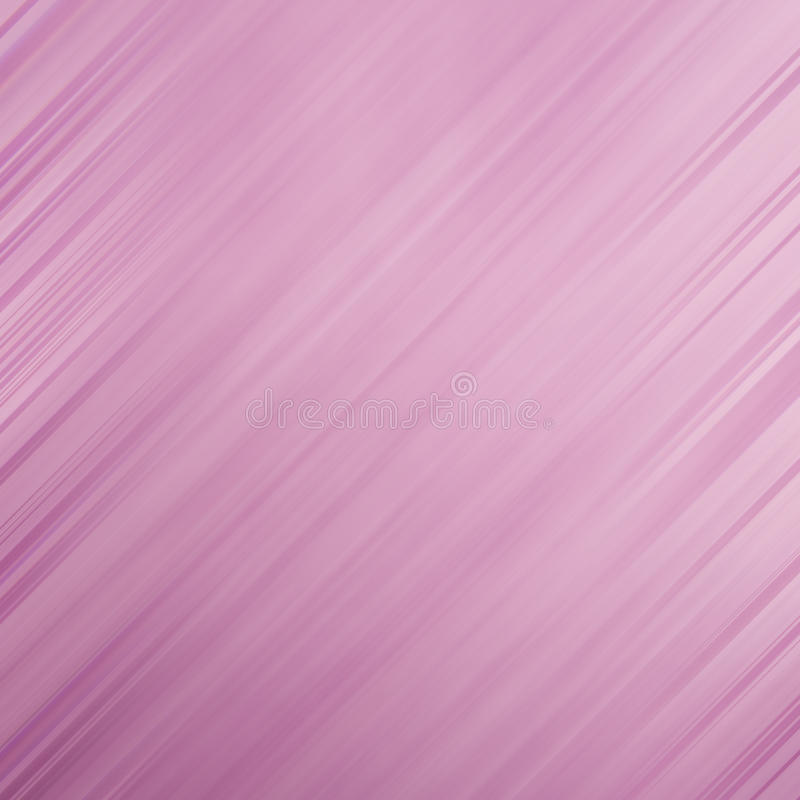 Background. Pink motion blur abstract background stock illustration