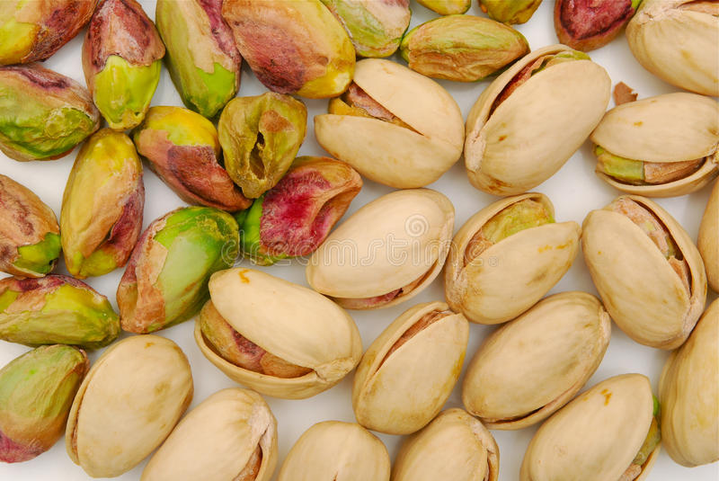 Download Background Of Pistachio Nuts Stock Photo - Image of unpeeled, nutshell: 16548692
