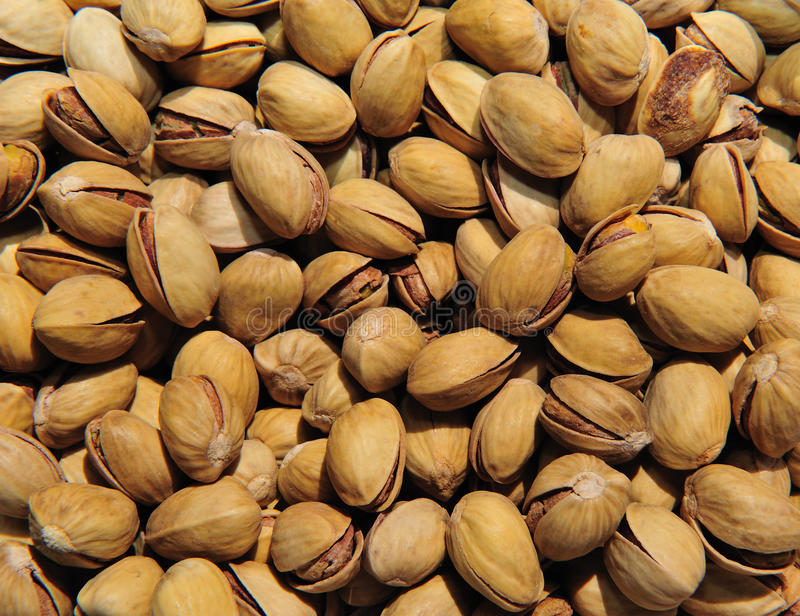 Download Background Of Pistachios Royalty Free Stock Photos - Image: 13762418