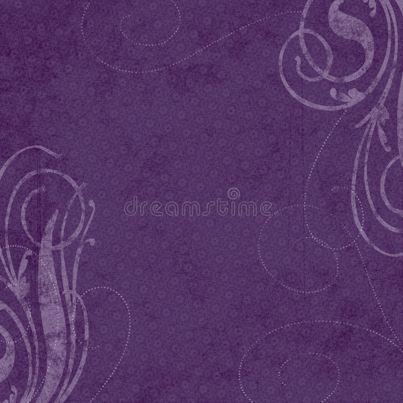 Background Purple Swash stock photo