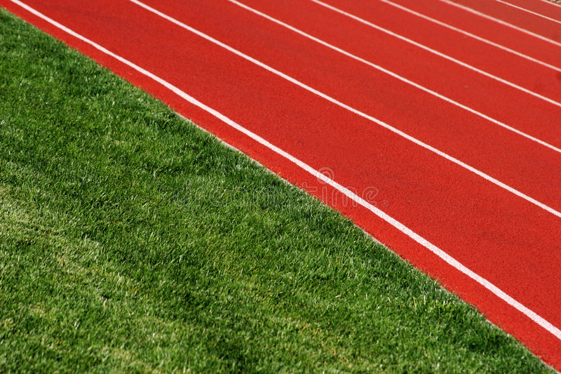 Background of a racetrack royalty free stock image