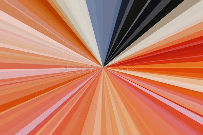 Background rainbow colorful light abstract. blast motion. Background rainbow colorful light abstract speed fast. blast motion stock illustration