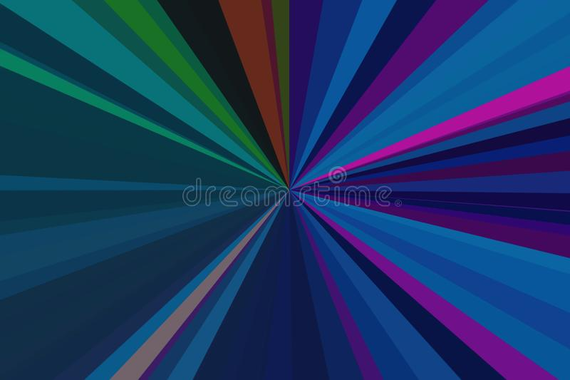 Background rainbow colorful light abstract. motion. Background rainbow colorful light abstract speed fast. motion royalty free illustration