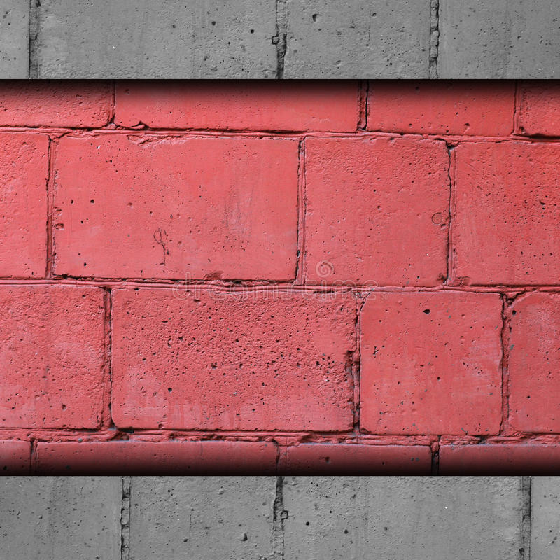Background red, brick, block wall abstract stone t. Background red, brick, block wall grunge fabric abstract stone texture wallpaper stock image