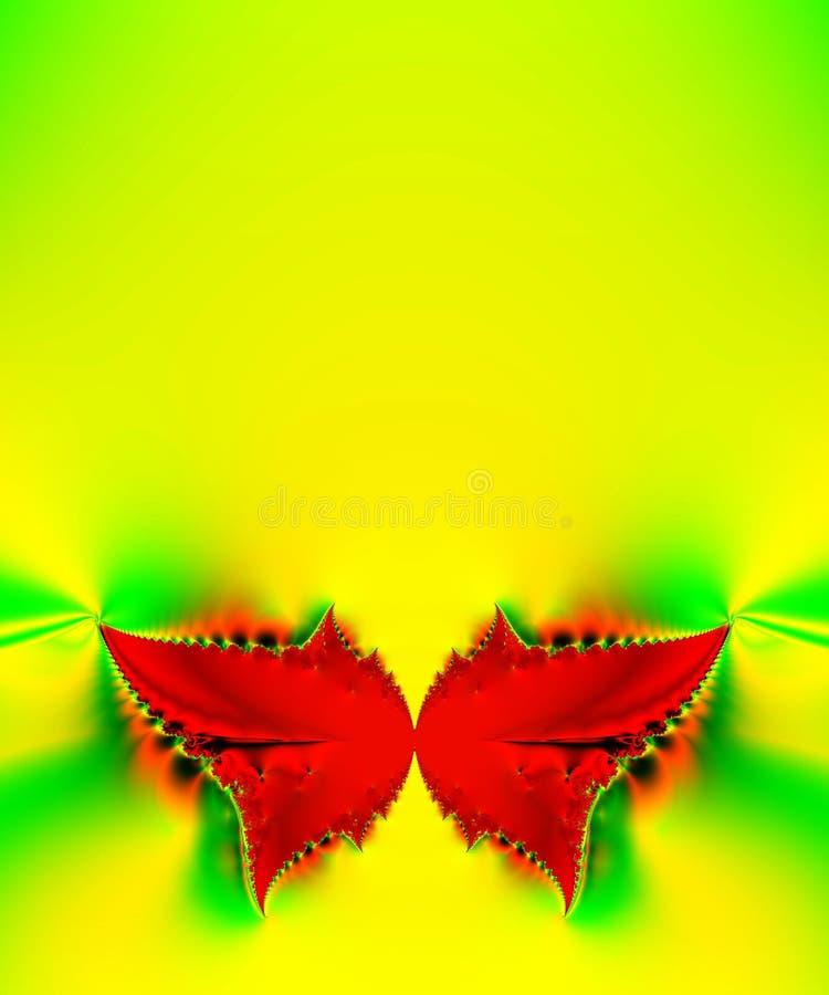 background red yellow иллюстрация штока