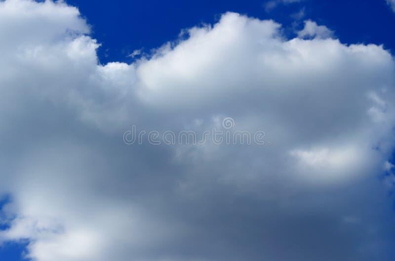 Culumus cloud background stock photography