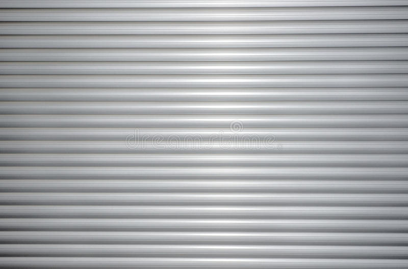Background with roller shutters royalty free stock photo