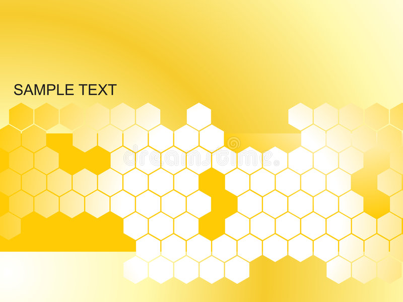 Background with sample text, illustration royalty free stock photo