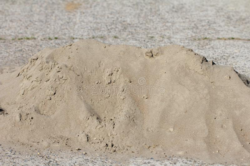 Background of sand royalty free stock image