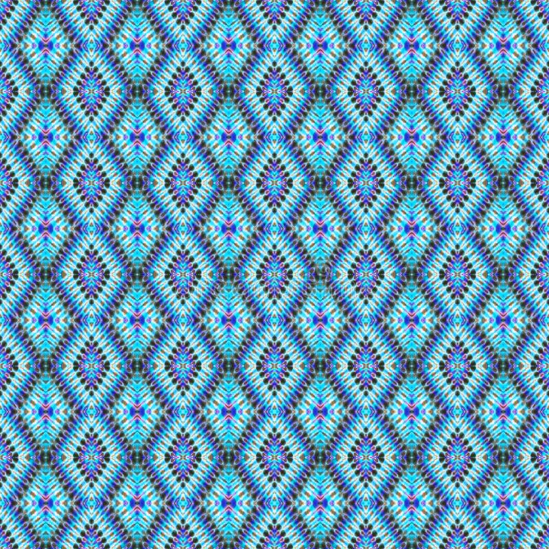 Background Seamless Abstract Tie Dye Pattern stock image