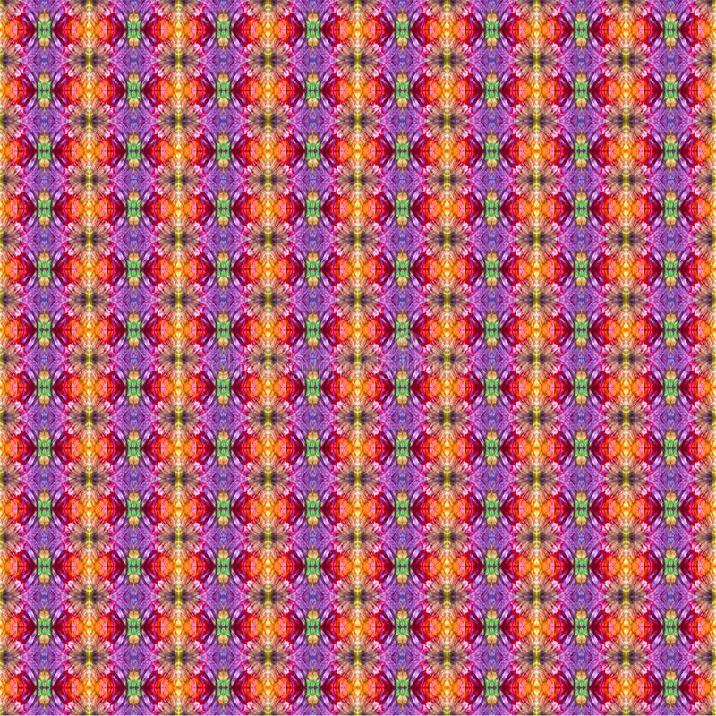 Background Seamless Abstract Tie Dye Pattern. Pattern created originally from tie dyed fabric royalty free stock photo