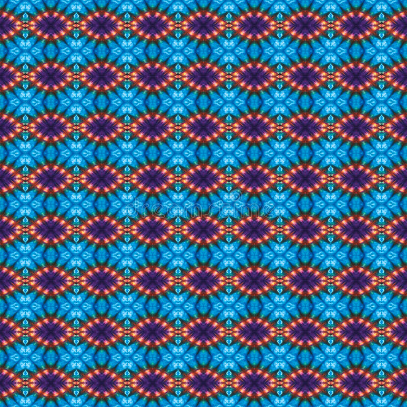 Background Seamless Tie Dye Pattern. Pattern created from tie dye stock photography