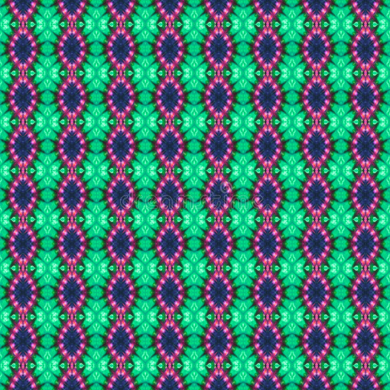 Background Seamless Tie Dye Pattern. Pattern created from tie dye stock images