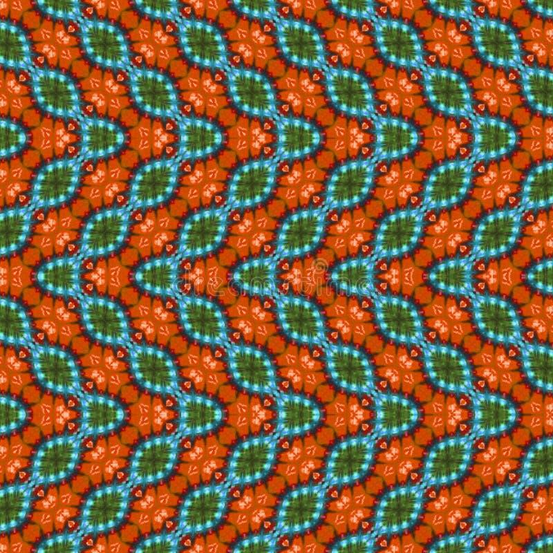 Background Seamless Tie Dye Pattern. Pattern created from tie dye stock photo