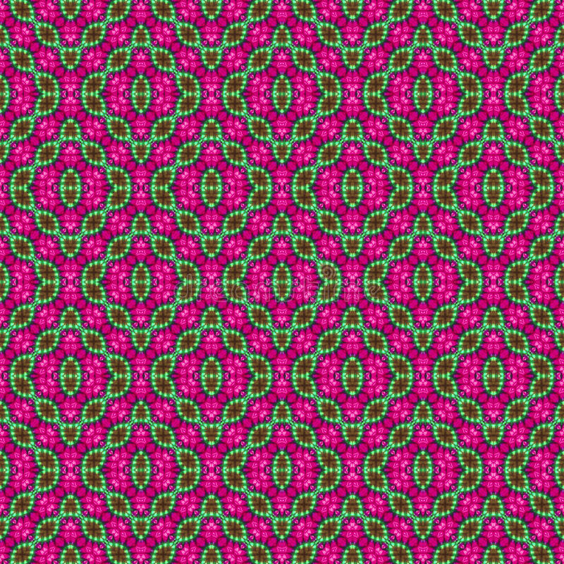 Background Seamless Tie Dye Pattern. Pattern created originally from tie dyed fabric royalty free stock images