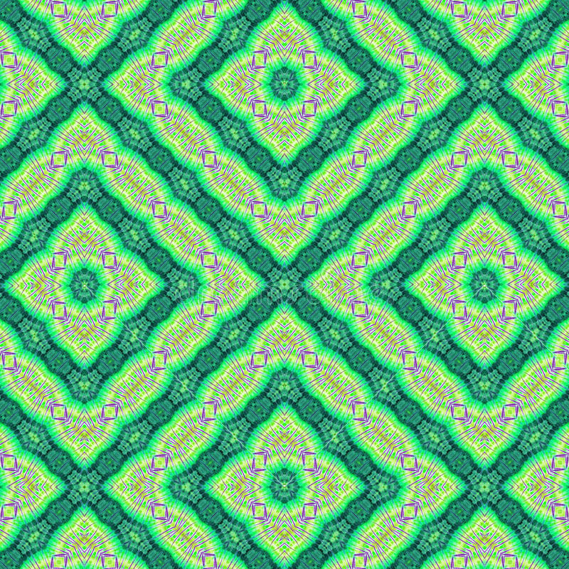 Background Seamless Tie Dye Pattern. Pattern created originally from tie dyed fabric stock photo