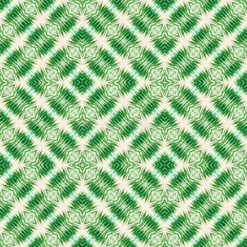 Background Seamless Tie Dye Pattern royalty free illustration