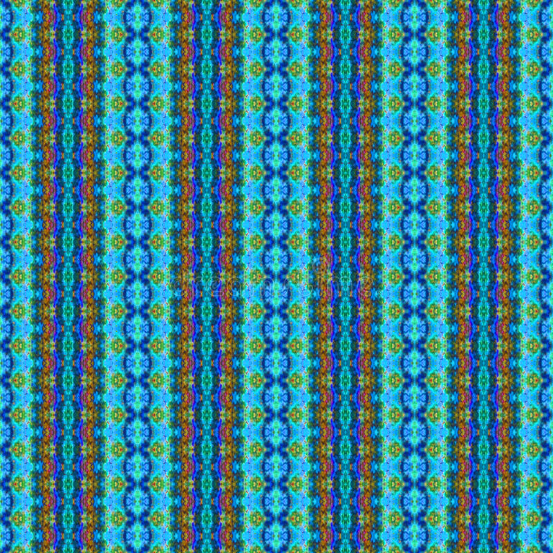 Background Seamless Tie Dye Pattern. Pattern created originally from tie dyed fabric royalty free stock photo
