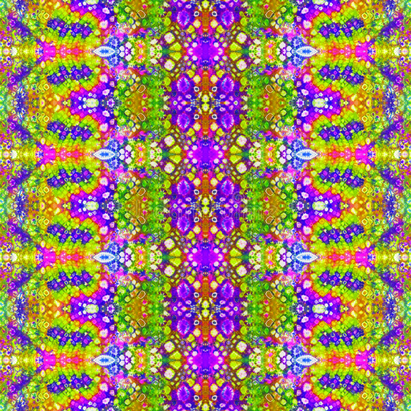 Background Seamless Tie Dye Pattern. Pattern created originally from tie dyed fabric stock photos