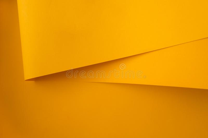 Background of shape and curve line. Colored background decorations with paper royalty free stock images