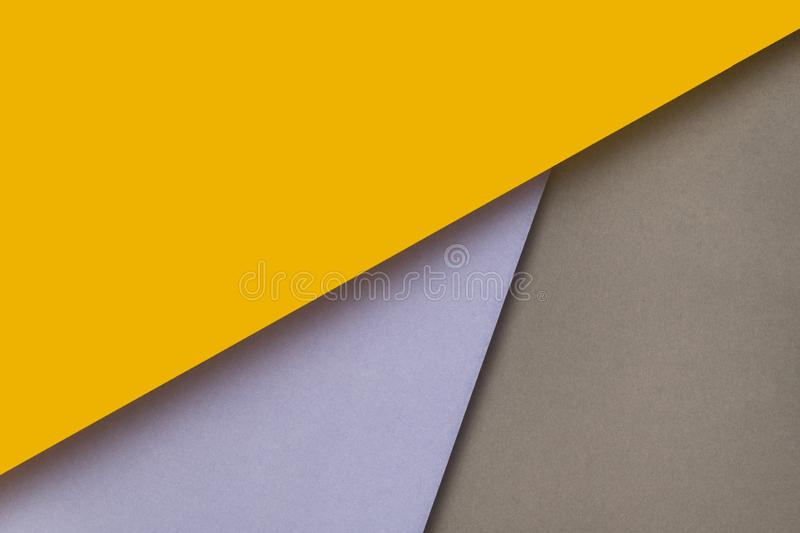 Background of shape and geometry. Colored background decorations with paper royalty free stock photos