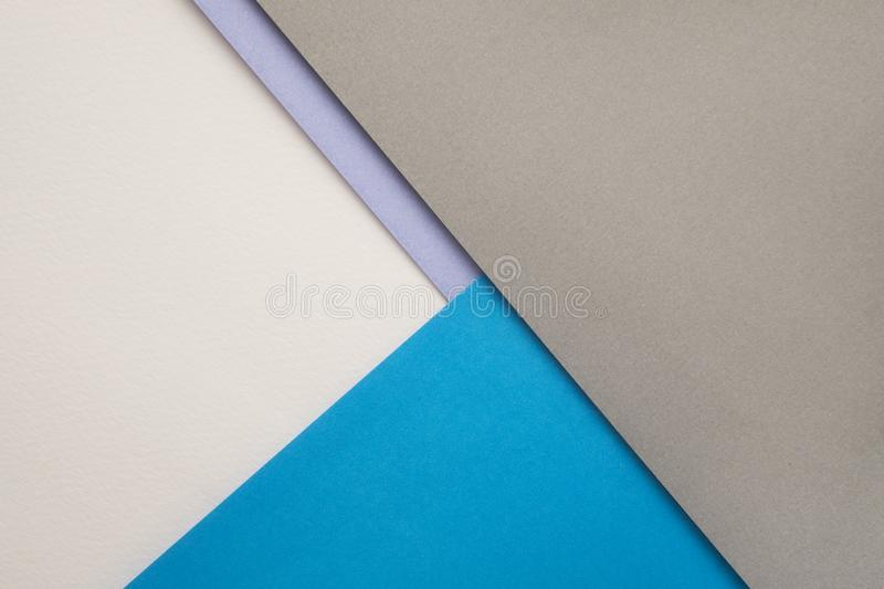 Background of shape and geometry. Colored background decorations with paper royalty free stock photography