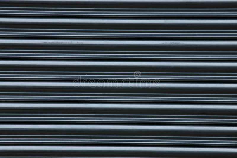 Background of a shop shutter royalty free stock images